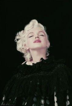 Milton H. Greene, Marilyn Monroe, Black Cape, New York, 1955