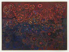 Lee Mullican, Untitled, 1965, James Cohan