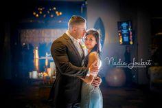 Beautiful wedding couple photography