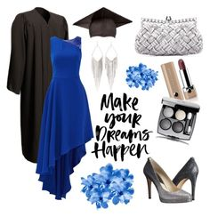 """""""Make your dreams happen"""" by eugodoyt on Polyvore featuring Marc Jacobs, Halston Heritage, MICHAEL Michael Kors, Jules Smith, Prom, Graduation, MakeYourDreamsHappen and graduationdaydress"""