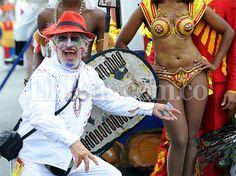 Feria de Cali: música, danza y color durante el carnaval del Cali Viejo