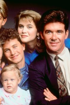 The Cast of Growing Pains Shares Emotional Tributes For Their Late TV Dad, Alan Thicke