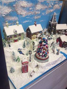 Winter wonderland - Cake by Peter Roberts