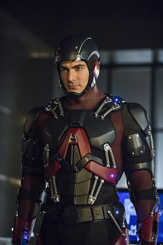 Brandon Routh as Ray Palmer / The Atom   Arrow   DC Comics