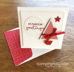 SNEAK PEEK from the Stampin' Up! Holiday catalog of Cheers to the Year Stamp Set & Quilt Builder Framelits Dies  Read more https://stampinpretty.com/2017/08/pals-cut-it-out-blog-hop.html