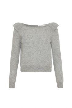 JULIET Cashmere Sweater Cut Out Back