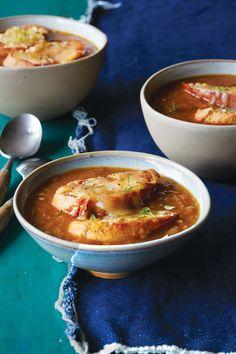 Vidalia Onion Soup Recipe
