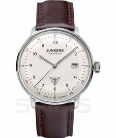 Junkers 6046-5 - Bauhaus - Klasyczny - Zegarki Męskie - Sklep internetowy SWISS