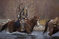 Amazing! - Photo Shoot with a 15-Year-Old Elk Hunter (named Harlee) Challenges Photographer's Views On Hunting