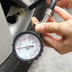 0-100psi Tester del tester del quadrante del quadrante della pressione dell'aria della gomma del pneumatico per il motore automatico del camion dell'automobile Automobile, Leather, Truck, Car, Motor Car, Autos, Cars