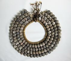 Новая Гвинея большой круглой Ожерелье украшен по BorneoHunters