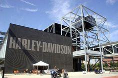 Harley-Davidson Museum- Milwaukee, WI