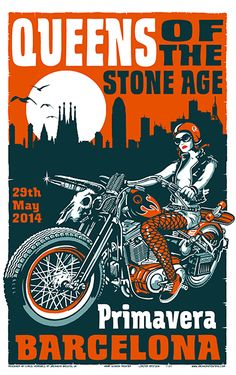 Queens of the Stone Age (Primavera) by Chris Hopewell