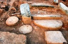 Ancient Buddhist Monastery unearthed in Sri Lanka,  Ruins of a flat building have been discovered at Sri Lanka's Sithulpawwa archaeological site, Archaeological Director General Senarath Dissanayake said. The remains of the ancient Buddhist Monastery unearthed  at Sithulpawwa [Credit: Daily News]