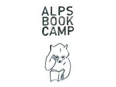 ALPS BOOK CAMP: Typography Logo, Logos, Logo Branding, Identity Design, Logo Design, Character Symbols, Typographic Design, Grafik Design, Illustrations And Posters