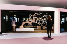 Sebastian Errazuriz Designs His 2nd VIP Lounge for Audemars Piguet - Design Milk