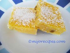 There are a few things that I kept from my time with the ex - mostly new food finds :D  Like this dessert - Mauritian Polenta Pudding - my version: http://tinyurl.com/7annrx2