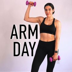 Arm Circuit Workout, Dumbell Workout For Arms, Tone Arms Workout, Fitness Workouts, Gym Workout Tips, Workout Videos, Thin Arms, Toned Arms, Weight Loss Workout Plan
