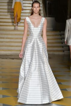 Emilia Wickstead Spring 2015 Ready-to-Wear - Collection - Gallery - Look 1 - Style.com