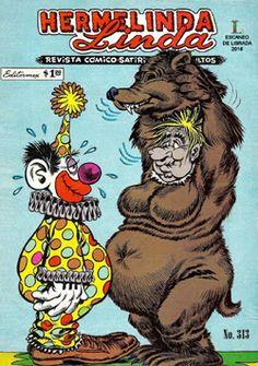 Comics Mexicanos de Jediskater: Hermelinda Linda No. 313, Oro Negro, Miercoles 27 ...