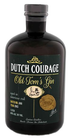 Zuidam Dutch Courage Old Tom´s Gin PD