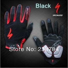 Promotion Item 2014 Cycling full-finger gloves bike bicycle best bike gloves for biker free Shipping