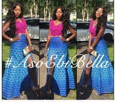 Asoebibella African fashion