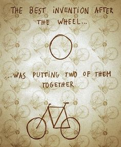 So true! http://bike2power.com