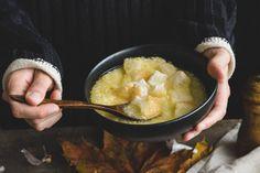 Cesnačka so zemiakmi Soup, Soups