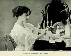 On Thursdays we like to share unusual facts, strange beauty treatments and other interesting information with you from way back when. Beauty Guide, Beauty Advice, True Beauty, Beauty Book, Hair Beauty, Edwardian Hairstyles, Unusual Facts, Beauty Habits, Day Book