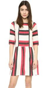 House of Holland x Hunza Lace Front Dress Flicker Dress $265.00 @ shopbop