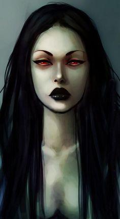 Gothic Drawings, Dark Art Drawings, Character Inspiration, Character Art, Beautiful Dark Art, Beautiful Images, Looks Halloween, Gothic Fantasy Art, Arte Cyberpunk