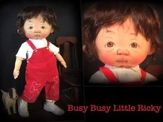 Little Ricky is a one of a kind baby by doll artist Jan Shackelford 2015  Jan Shackelford    on Facebook or  ONLY JAN SHACKELFORD BABIES  also email : Janshackelford@dollsbyjanshackelford.com ... www.janshackelforddolls.com