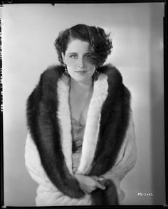 George Hurrell - Norma Shearer (1930)  This was taken so that she could get the part in Divorcee , her husband Irving Thalberg didn't think she could pull it off, and yes she got the part.