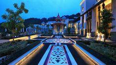 Terengganu, Malaysia new Palace.