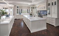 7046 N Pl, Paradise Valley, AZ 85253 - luxury kitchen Luxury Kitchen Design, Dream Home Design, Luxury Kitchens, Home Kitchens, Dream Kitchens, Celebrity Kitchens, Tuscan Kitchens, Modern Kitchens, Small Kitchens
