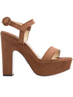 PAUL ANDREW Platform Sandals. #paulandrew #shoes #sandals