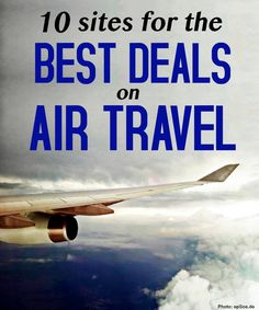 Sites For The Best Airfare Deals This is actually very useful! Check out these sites to save money on air travel. Check out these sites to save money on air travel. Travel Info, Air Travel, Travel Bugs, Travel Hacks, Airline Travel, Travel Guide, Airline Tickets, Buying Plane Tickets, Travel Tips