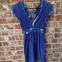 Cute Summer top (NWOT)✂reduced✂ Cute purple top ... Tops