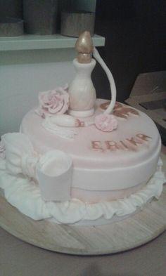 Parfum cake