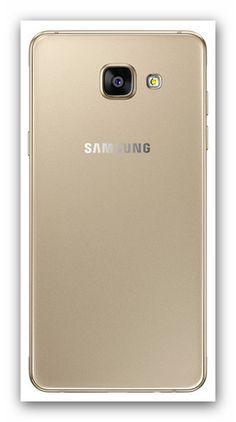 Samsung Galaxy A5 Smartphone von hinten