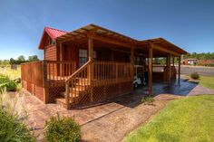 Smith Lake RV & Cabin Resort. Park Model RV/Cabins. Nicely appointed and low maintenance. Visit today to order yours and view our model.