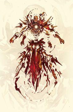 Marvel Robots - Iron Man