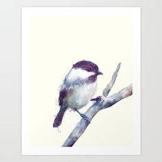 oiseau mésange