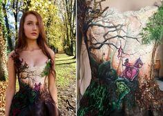 Dresses as art: Sylvie Facon / Creative / SECOND STREET