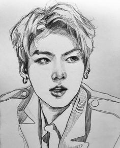 """""""That's my tattoo Y/N on your body. You know exactly what that means."""" BTS Jungkook x Reader tattoo artist AU gang AU Thanks and credits to all of the original artists of the amazing edits and fan arts :) Highest Ranking: [ in Fanfiction] Kpop Drawings, Art Drawings Sketches, Picasso Sketches, Fanart Kpop, Jungkook Fanart, Bts Jungkook, Inspiration Drawing, Bts Chibi, Art Inspo"""