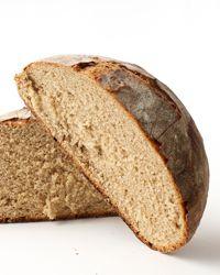 Crusty Wheat Bread Recipe
