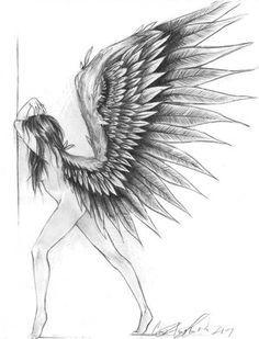 Pencil drawings of angels pencil drawings of flowers
