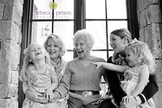 Four Generations Photography | Rebecca Peters Photography