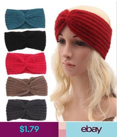 Clothing, Shoes & Accessories Beautiful Women Fabric Band Hairband Headband Bow Knot Cross Headwrap Twist Hairband Sn Elegant In Smell Hair Accessories